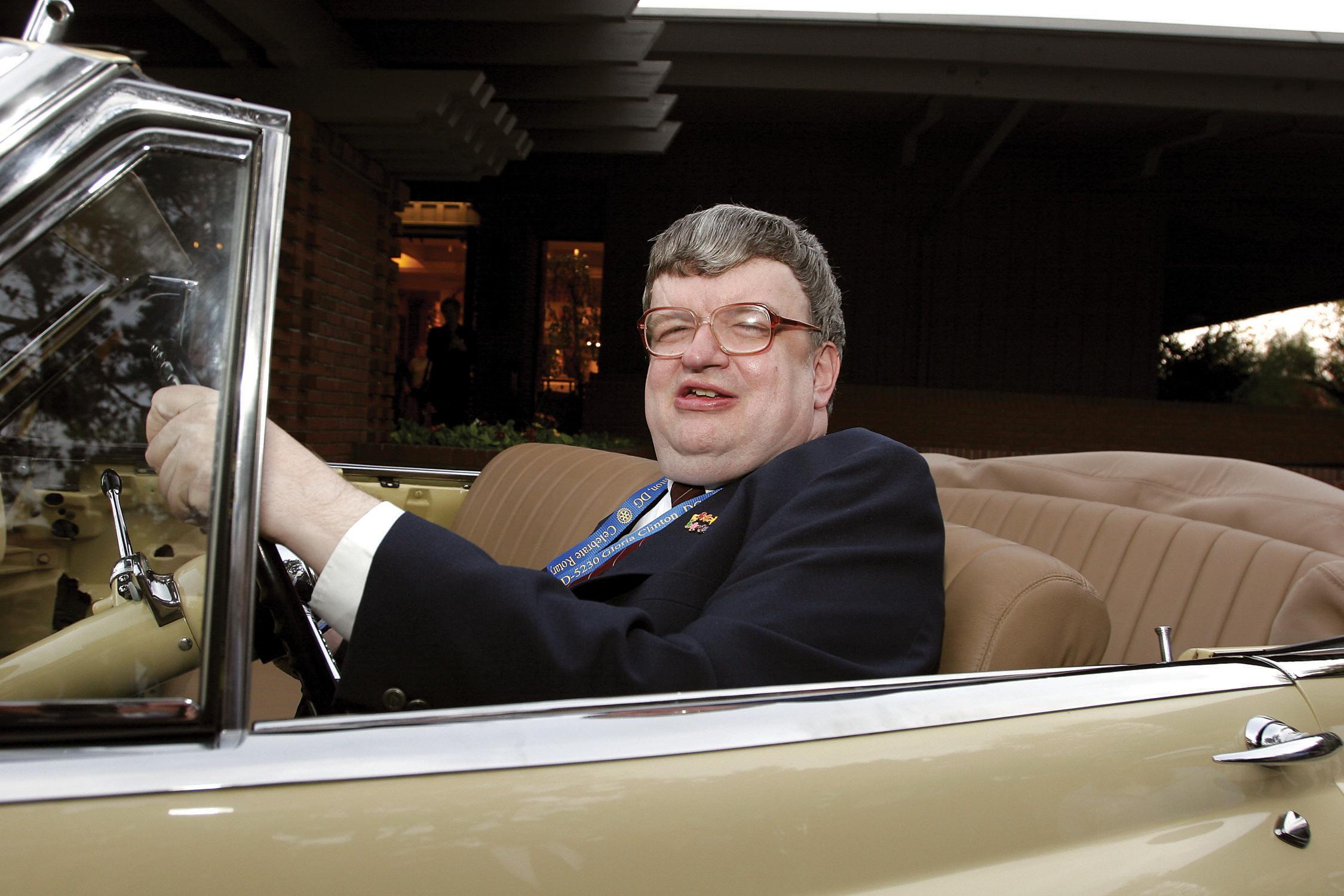 Rain Man sur Paris Première : découvrez Kim Peek, l'homme qui a inspiré le film