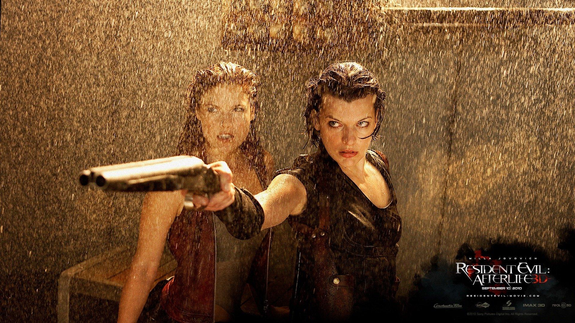 Resident Evil : le reboot dévoile ses premières images du tournage