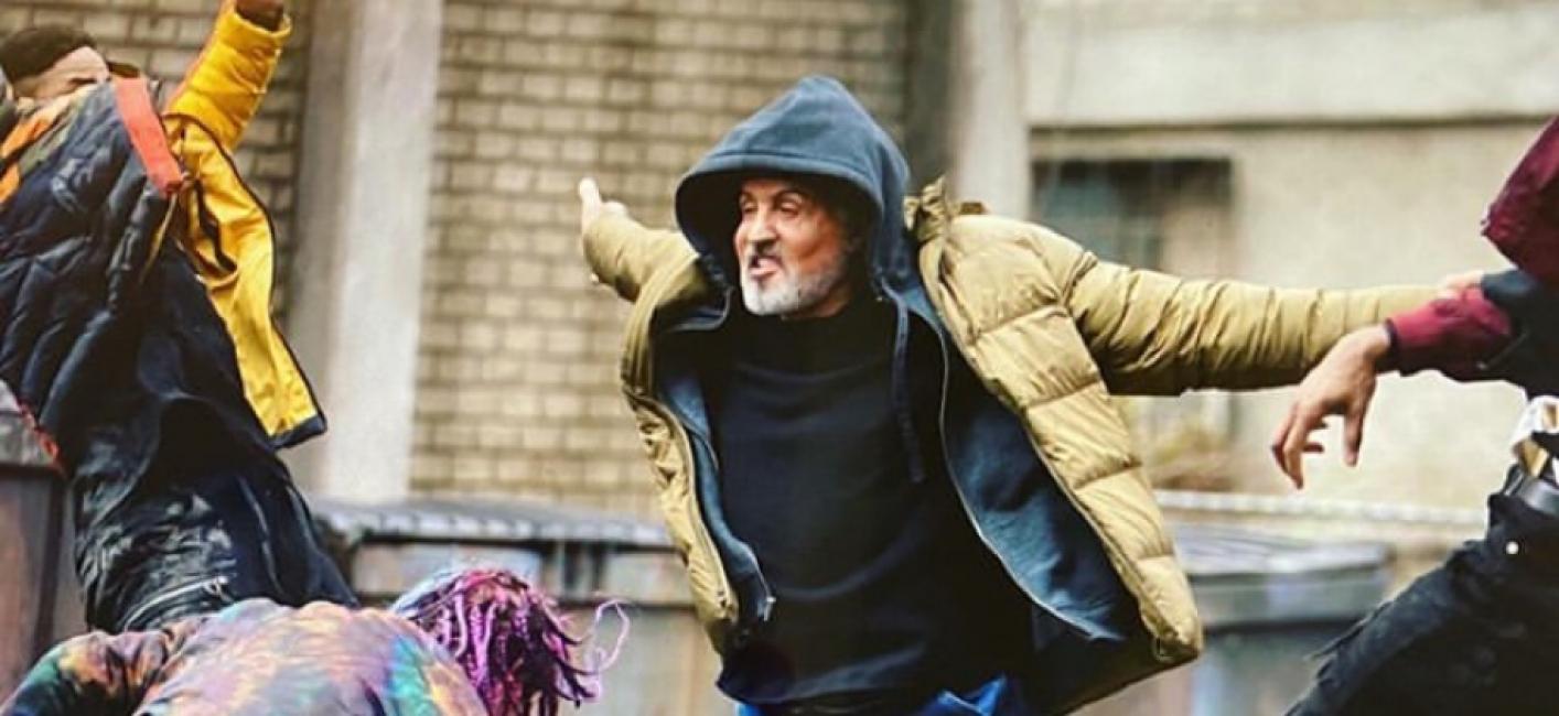 Samaritan : Sylvester Stallone célèbre la fin du tournage en vidéos