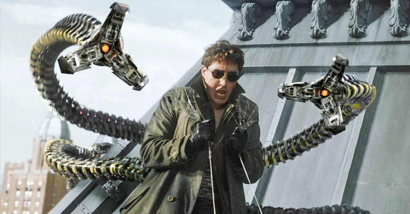 Spider-Man 3 : Alfred Molina pourrait être de retour dans la peau du Dr Octopus