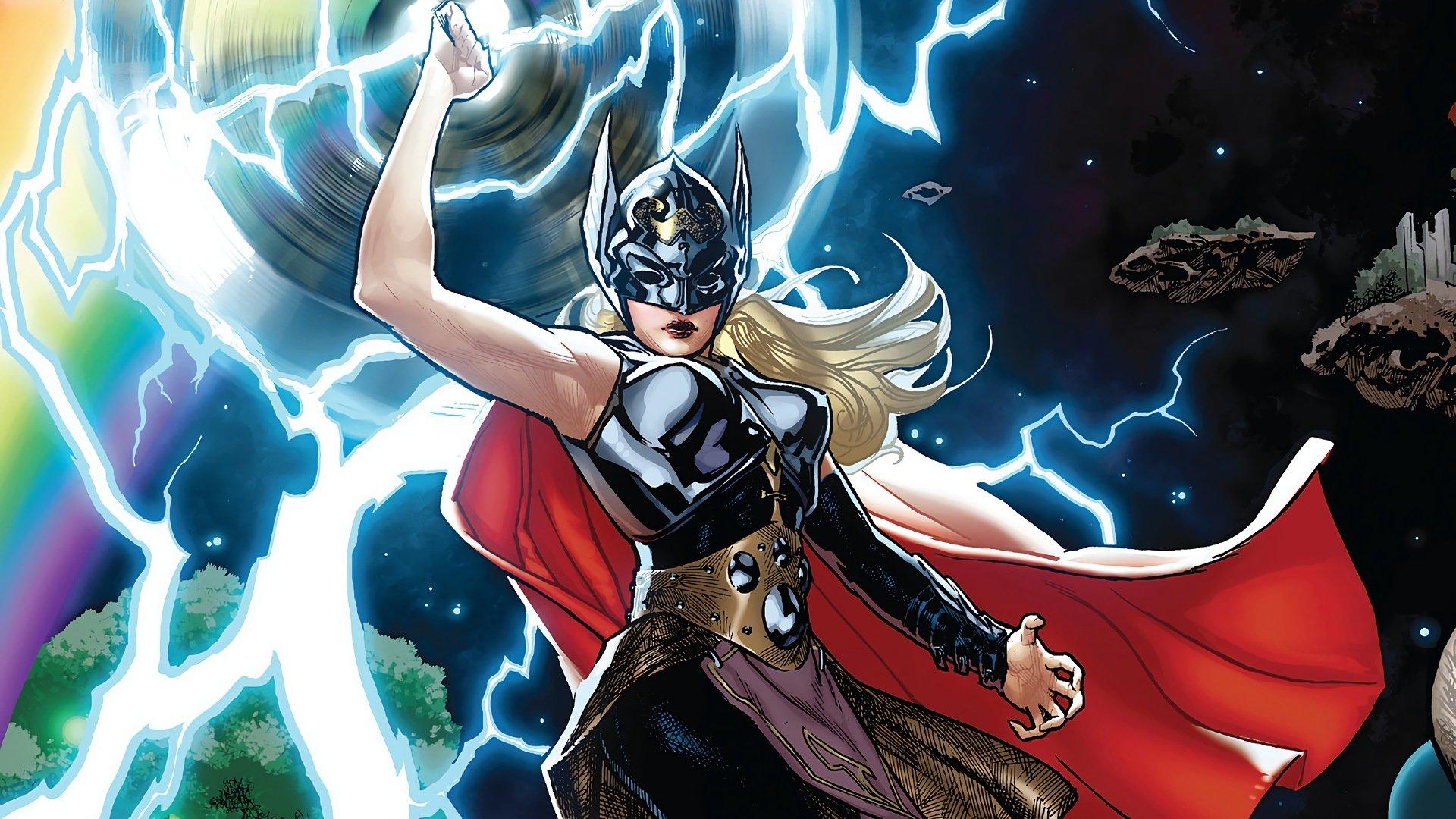 Thor 4 : Natalie Portman confirme qu'elle n'aura pas les mêmes pouvoirs que Thor