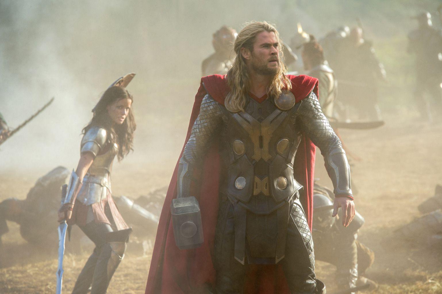 Thor : Le Monde des Ténèbres sur W9 - Retour sur une production compliquée...