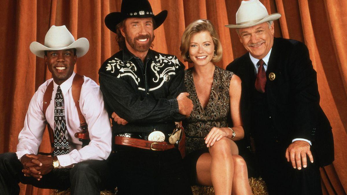 Walker Texas Ranger : un premier teaser pour le reboot