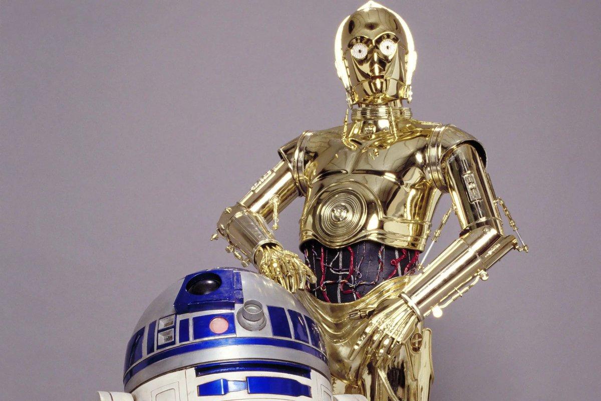 R2-D2 et C-3PO