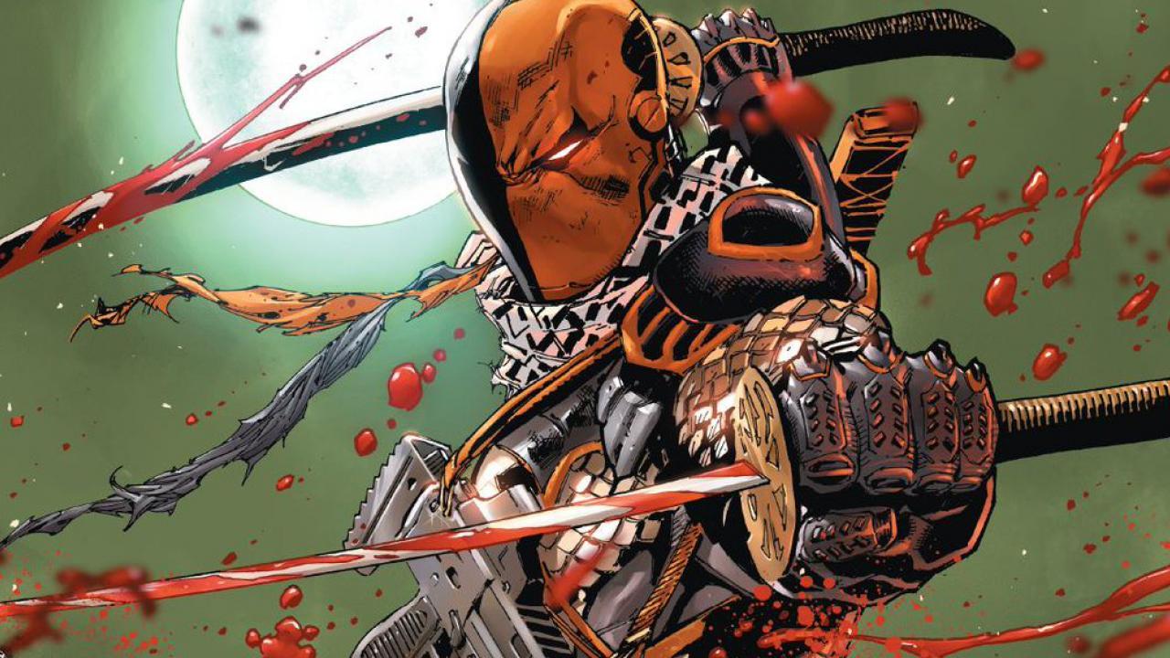 Deathstroke : l'acteur Joe Manganiello revient sur le film annulé de Gareth Evans