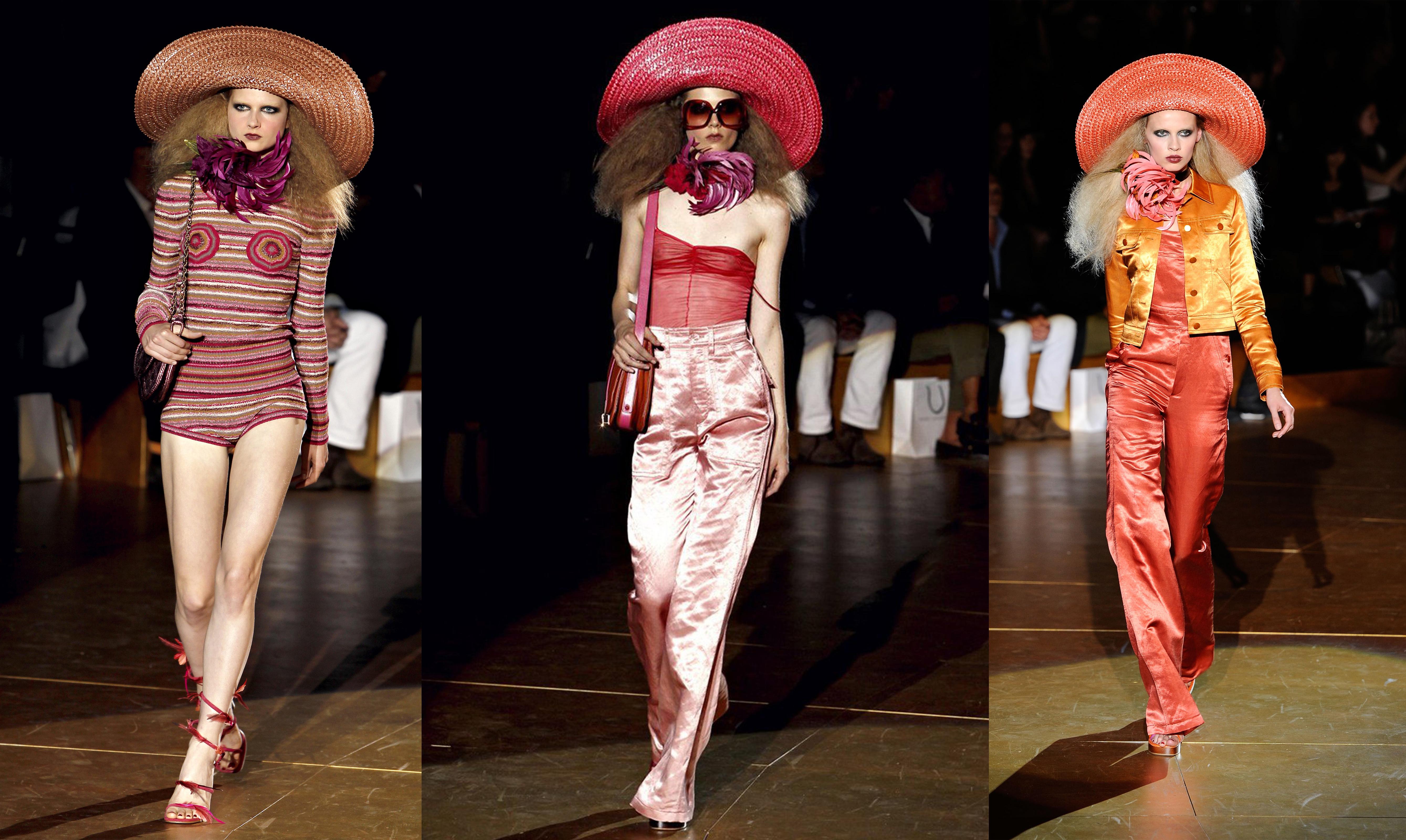 Marc Jacobs Printemps-Eté 2011