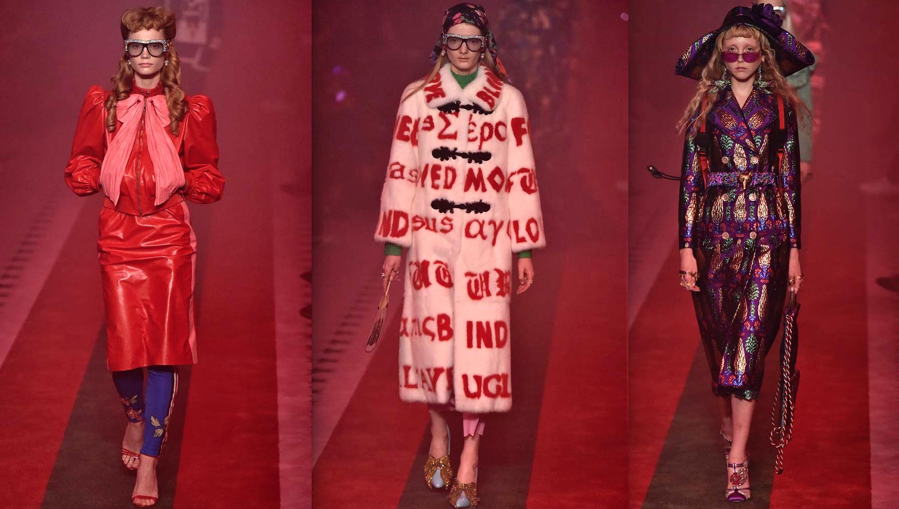 Gucci Printemps-Eté 2017