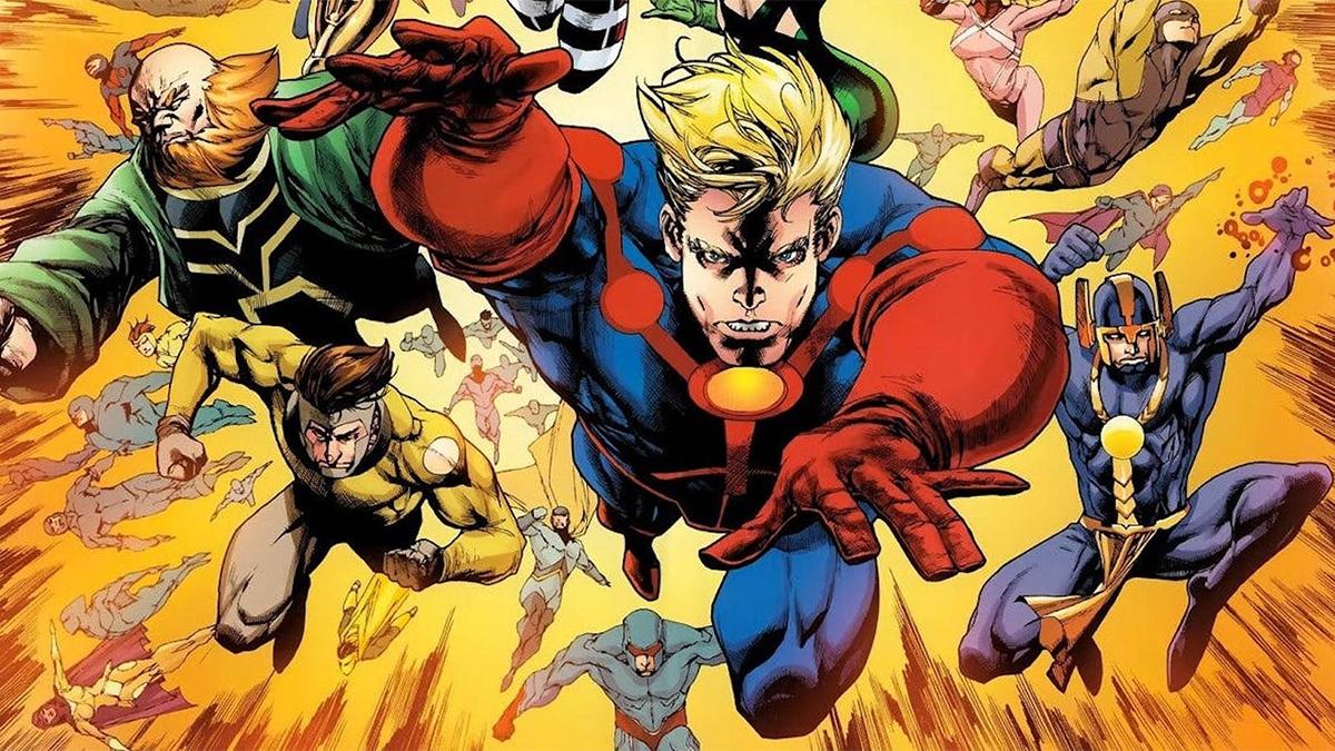 Eternals : Marvel dévoile le descriptif de tous les personnages du film