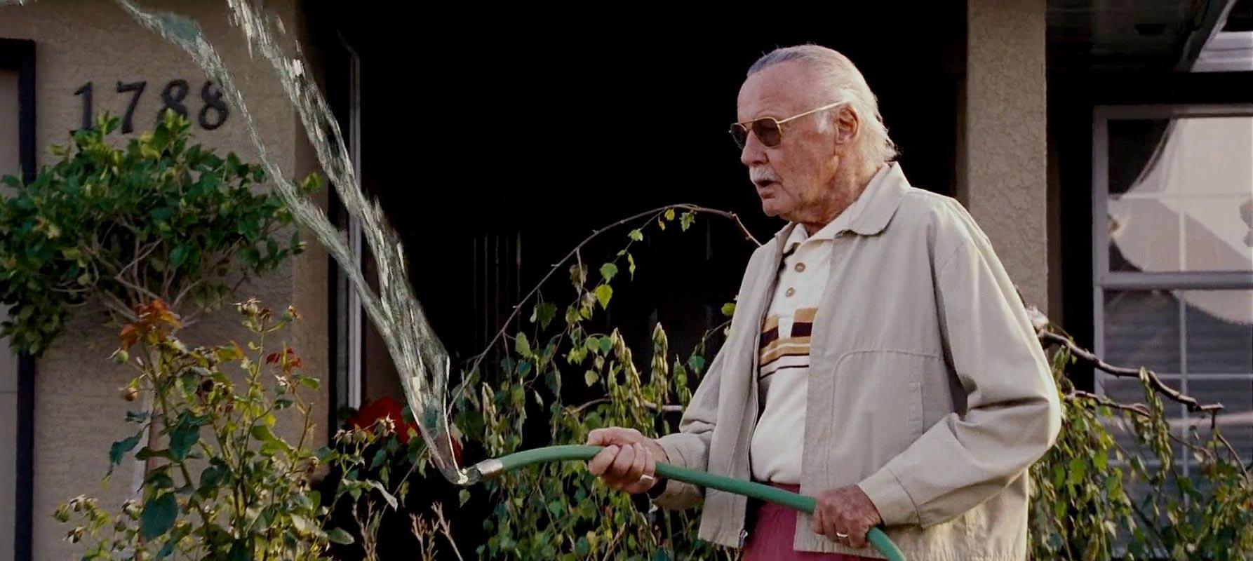 Stan Lee dans X-Men