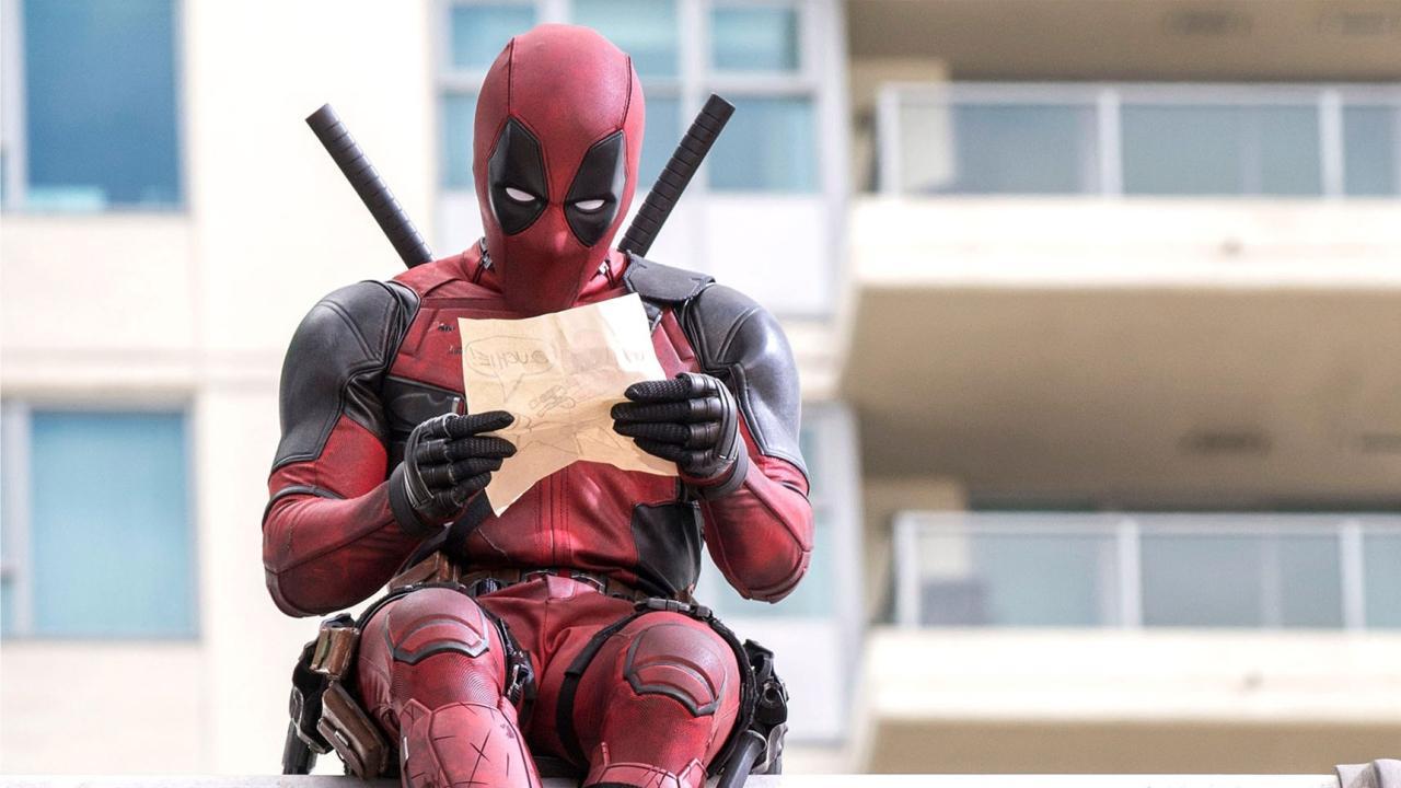 Wade Wilson (Ryan Reynolds) - Deadpool