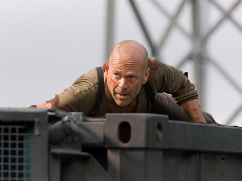 John McClane (Bruce Willis) - Die Hard 4 : Retour en Enfer
