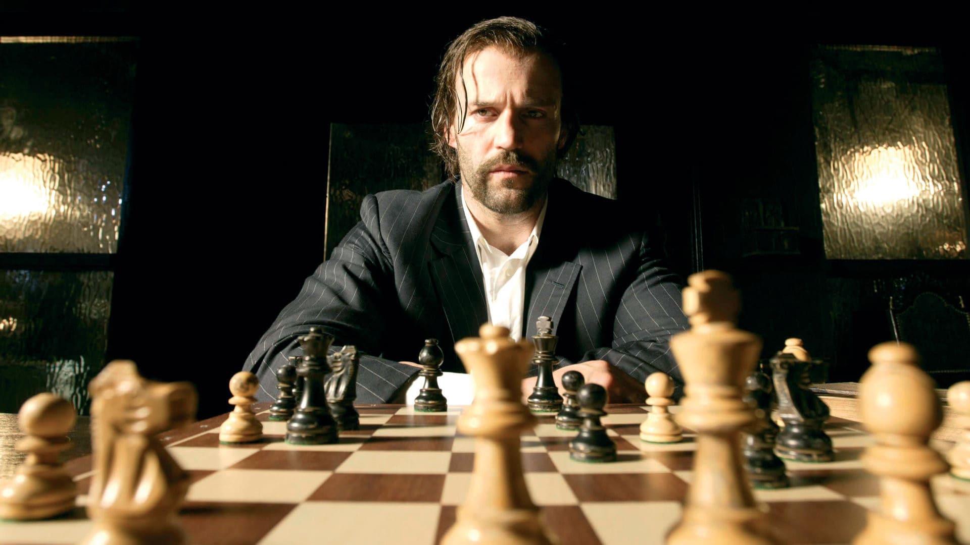 Jake (Jason Statham) - Revolver