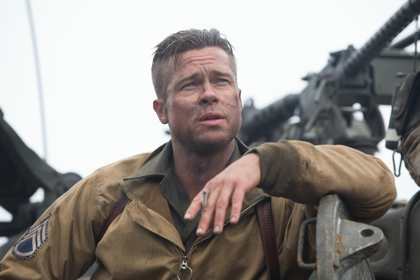 Don Collier (Brad Pitt) - Fury