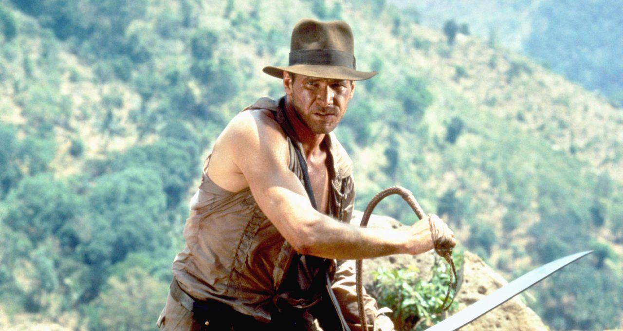 Indiana Jones (Harrison Ford - Indiana Jones et le temple maudit
