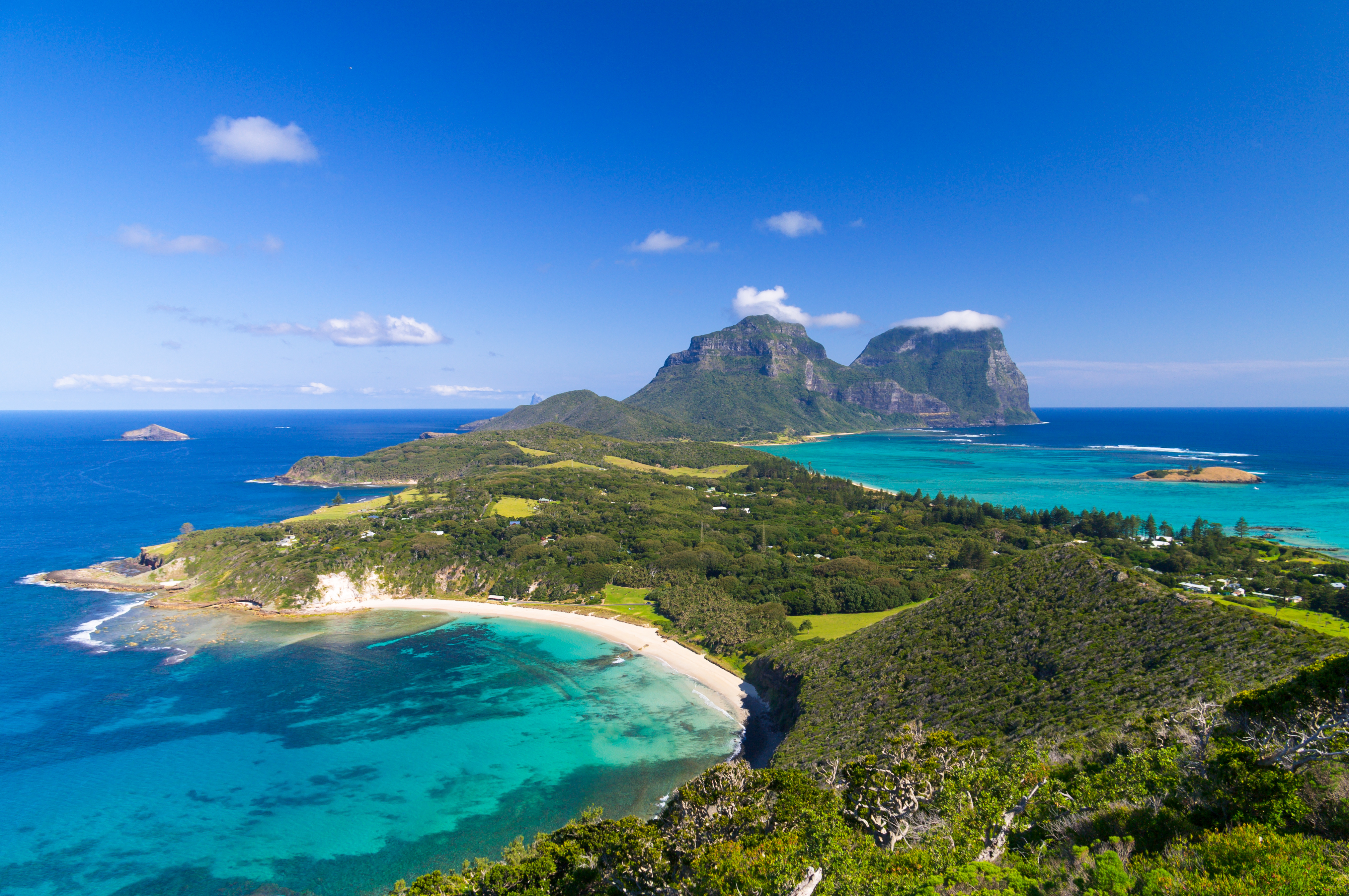 L'île Lord Howe