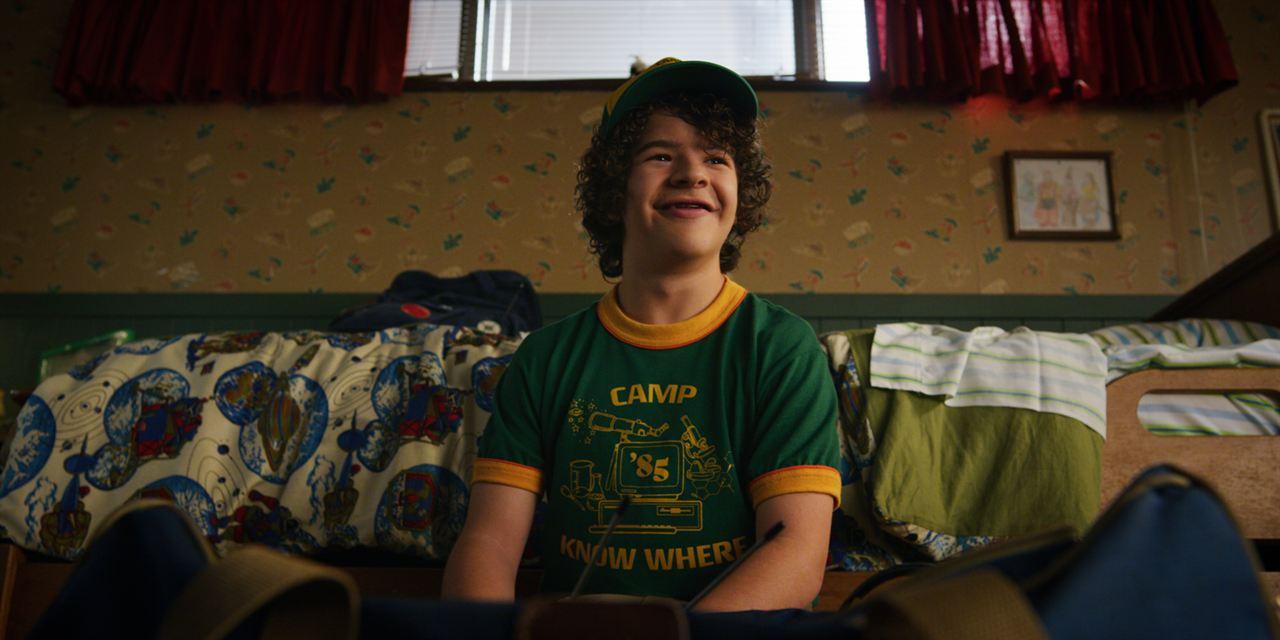 Dustin (Gaten Matarazzo) - Stranger Things