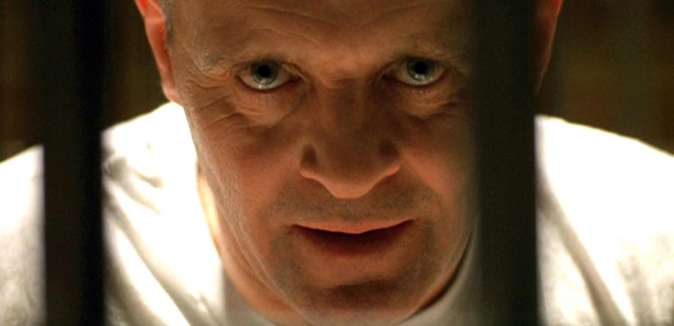 Hannibal Lecter (Anthony Hopkins) - Le Silence des Agneaux