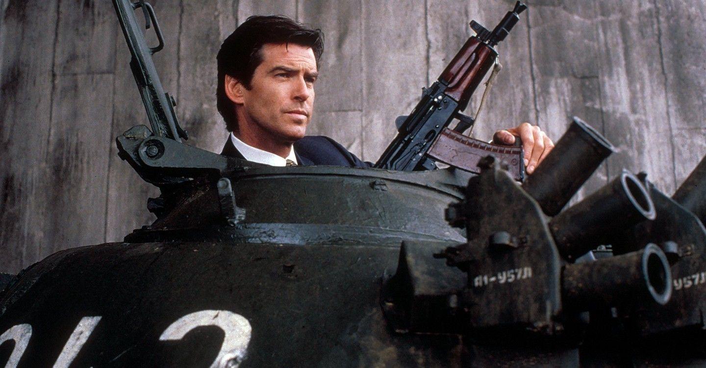 James Bond (Pierce Brosnan) - GoldenEye