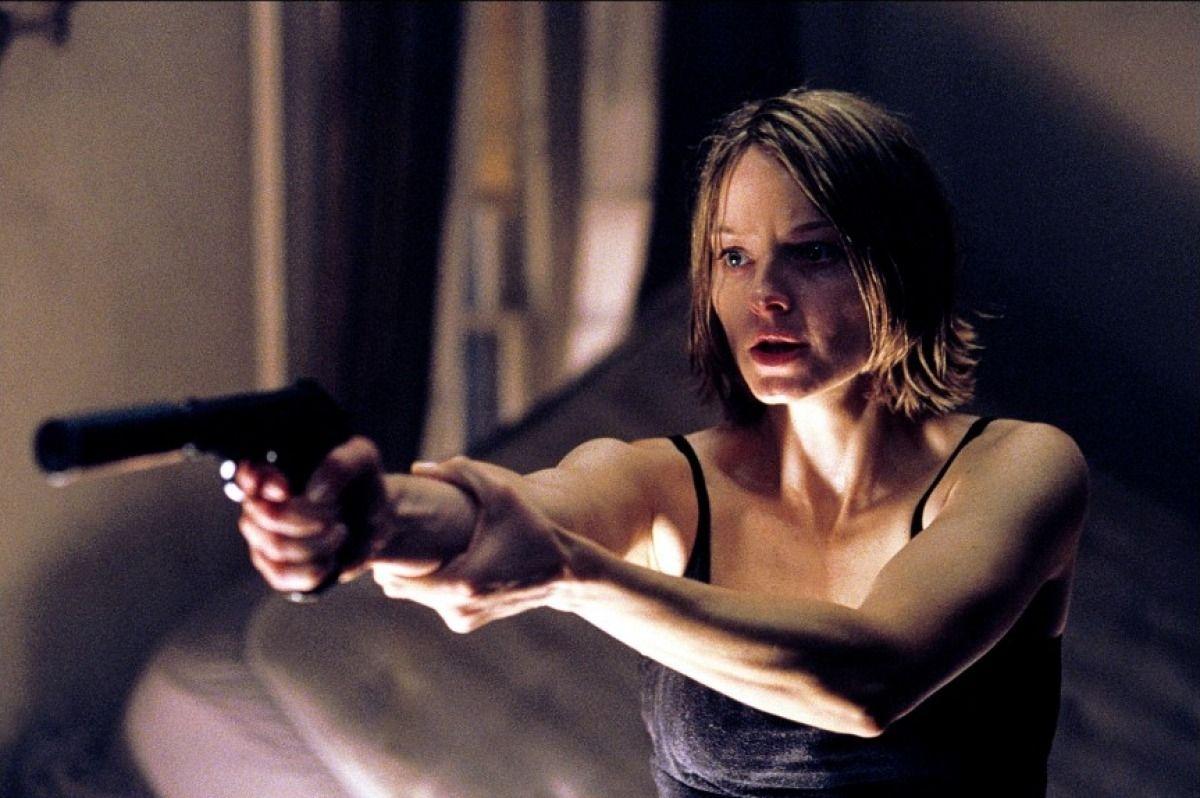 Meg Altman (Jodie Foster) - Panic Room