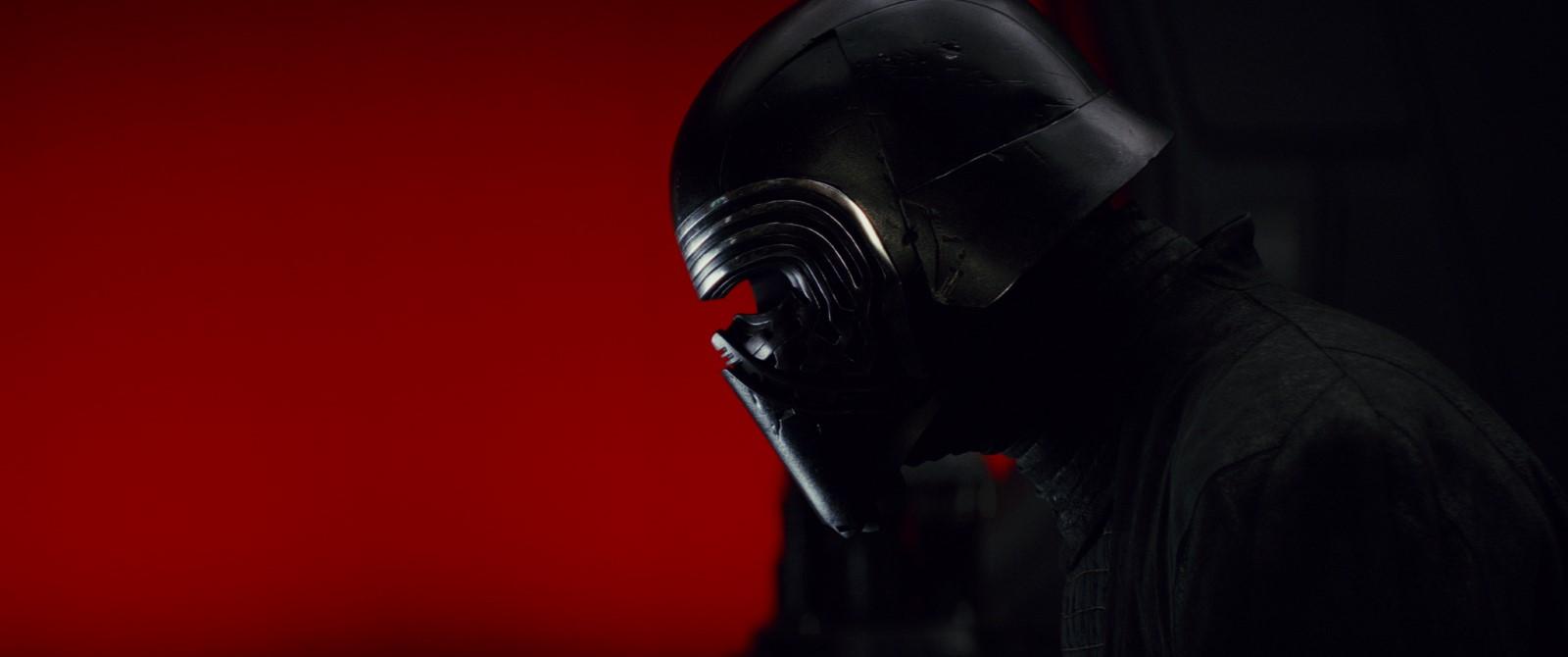 Kylo Ren (Adam Driver) - Star Wars : Les Derniers Jedi