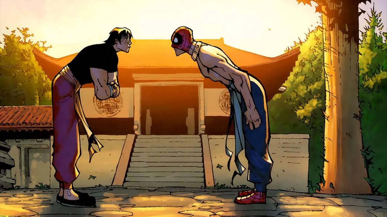 Shang-Chi et Spider-Man