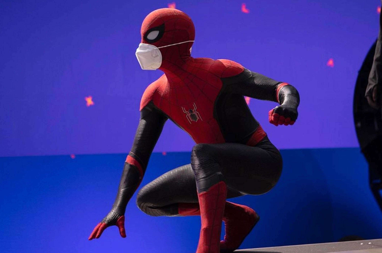 Spider-Man (Tom Holland) - Spider-Man 3