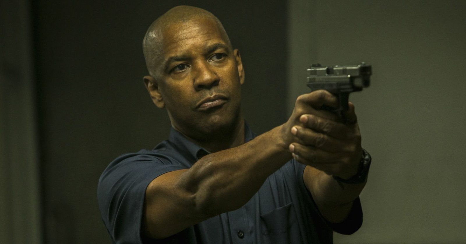 Denzel Washington dans Equalizer ©
