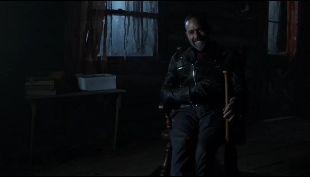 Negan (Jeffrey Dean Morgan) - The Walking Dead