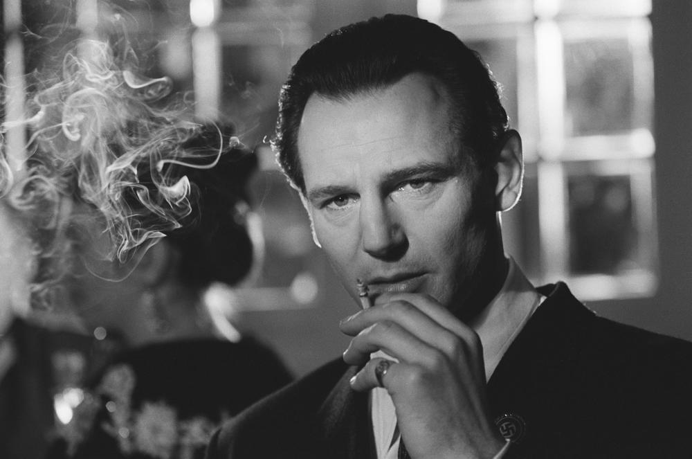 Oskar Schindler (Liam Neeson) - La Liste de Schindler