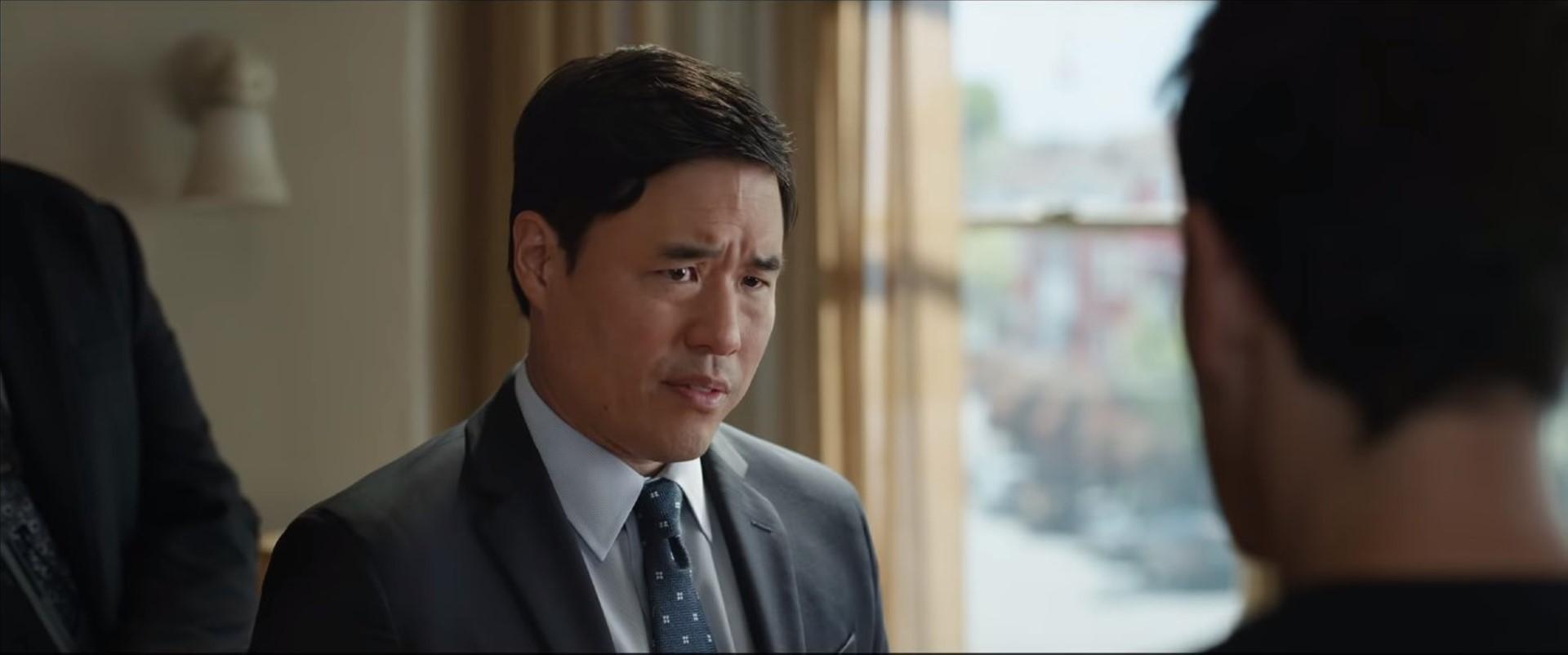 Jimmy Woo (Randall Park) - Ant-Man et la Guêpe