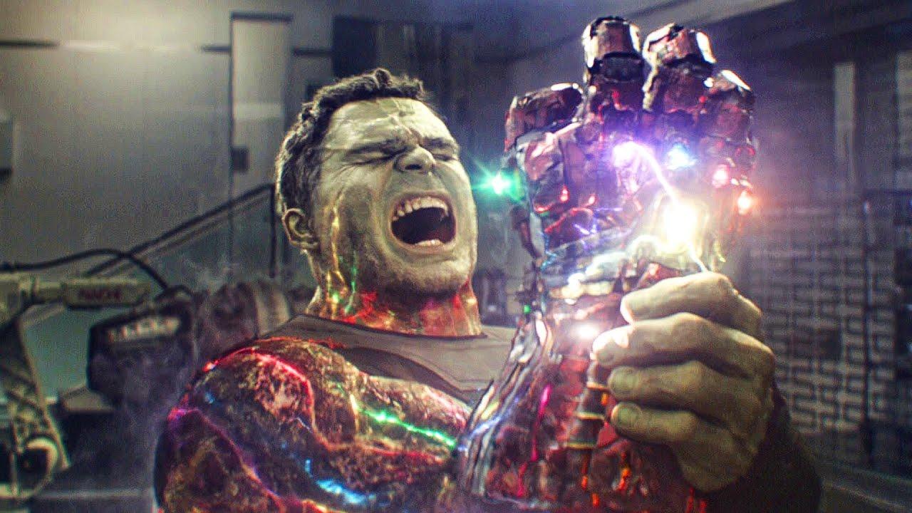 Hulk (Mark Ruffalo) - Avengers : Endgame