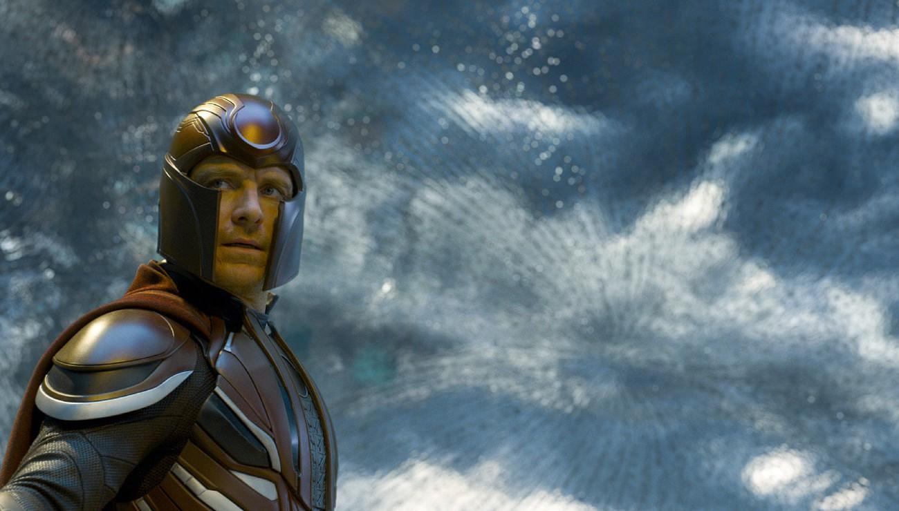 Magnéto (Michael Fassbender) - X-Men : Apocalypse
