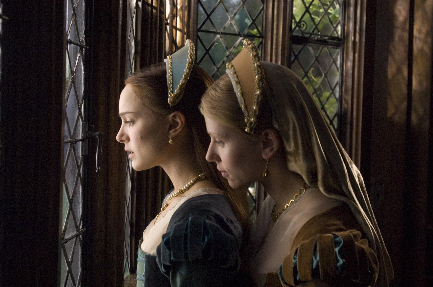 Deux soeurs pour un roi
