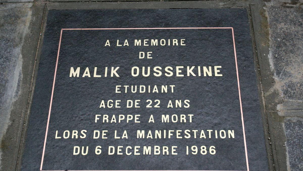 Malik Oussekine