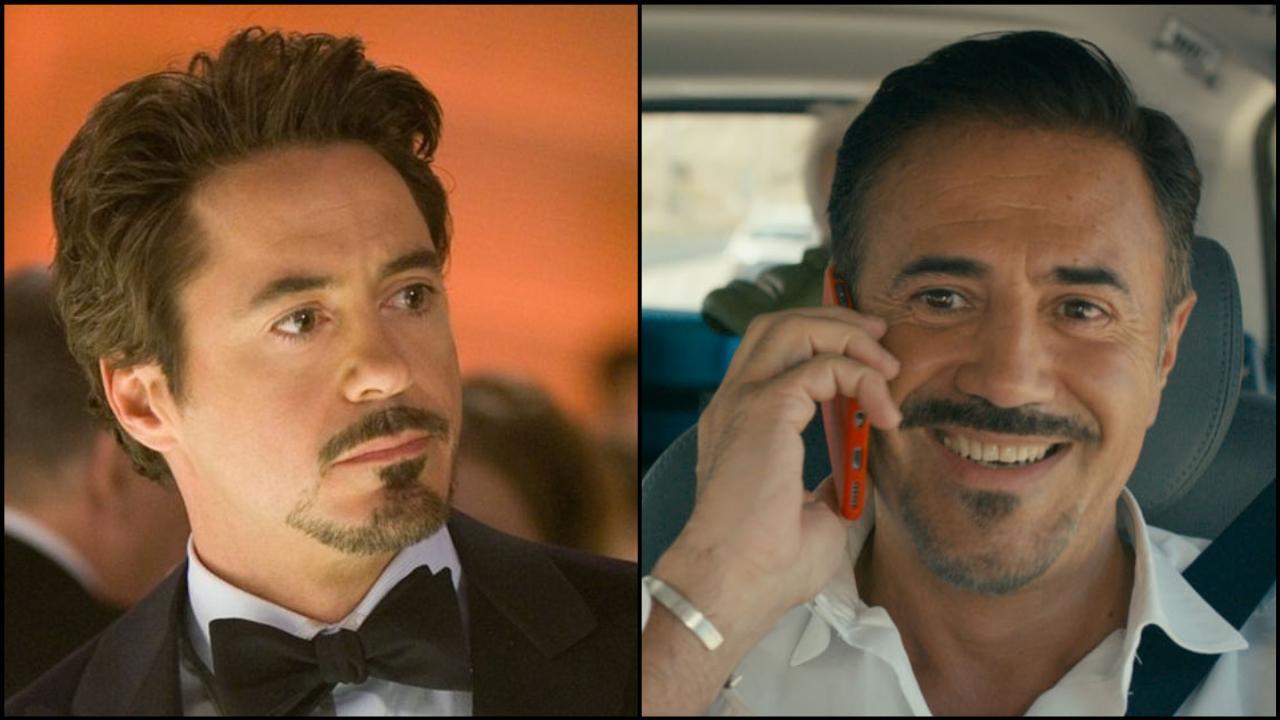 Robert Downey Jr/José Garcia