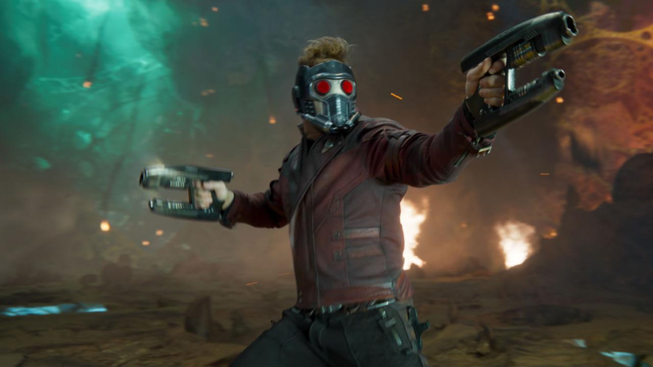 Star Lord (Chris Pratt) - Les Gardiens de la Galaxie Vol. 2