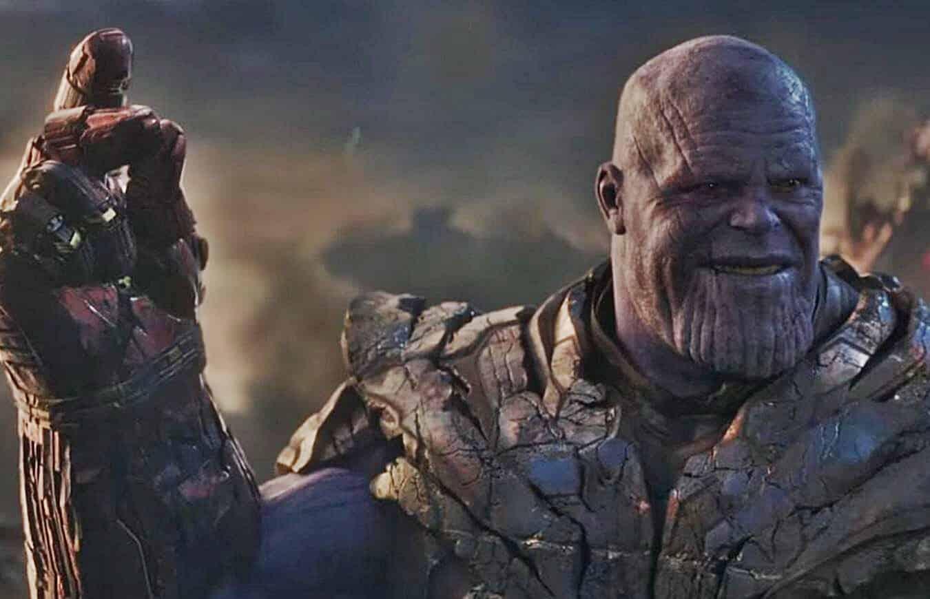 Thanos (Josh Brolin) - Avengers : Endgame