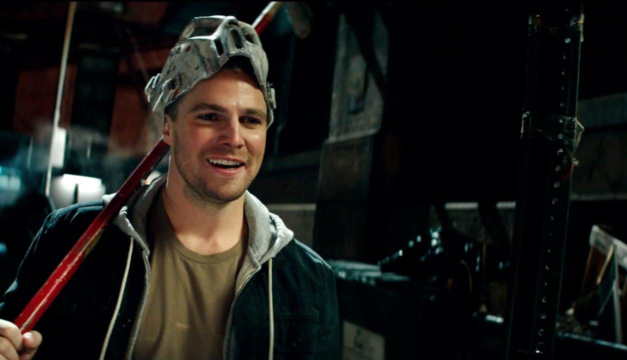 Casey Jones (Stephen Amell) - Ninja Turtles 2