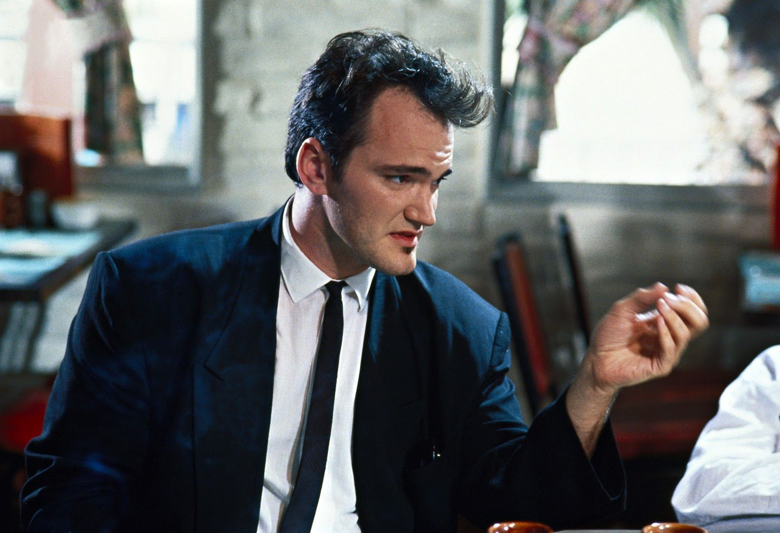 Mr Brown (Quentin Tarantino) - Reservoir Dogs