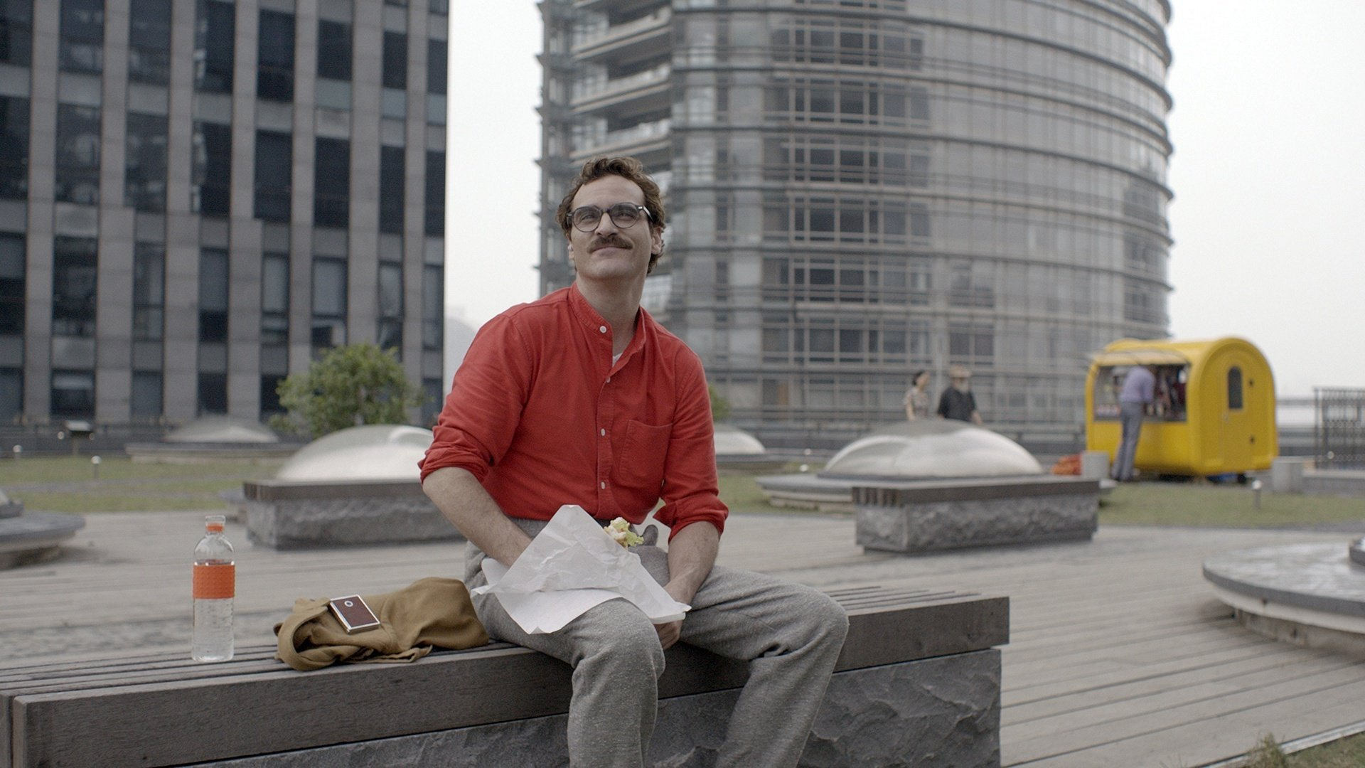 Théodore (Joaquin Phoenix) - Her