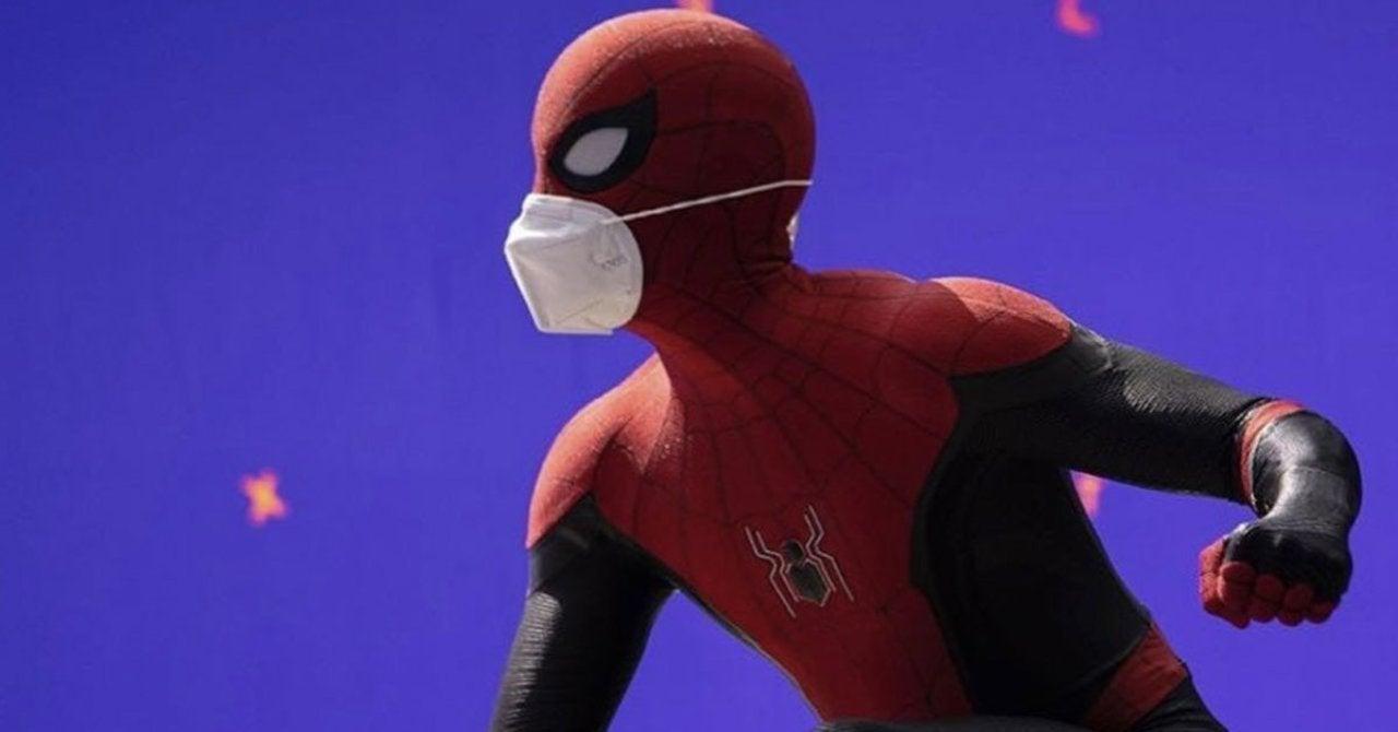 Peter Parker (Tom Holland) - Spider-Man 3