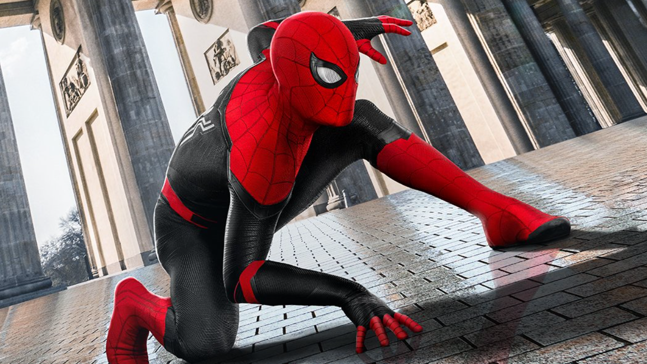 Peter Parker (Tom Holland) - Spider-Man : Far From Home