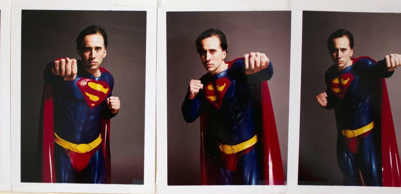 Superman (Nicolas Cage) - Superman Lives