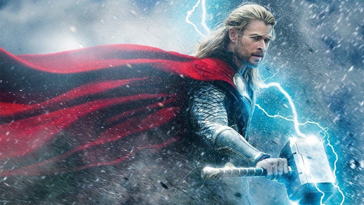 Thor (Chris Hemsworth) - Thor : Le Monde des ténèbres