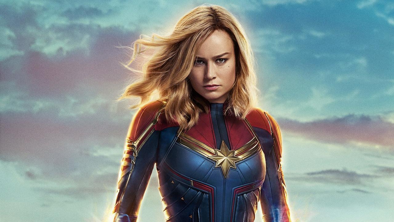 Carole Danvers (Brie Larson) - Captain Marvel