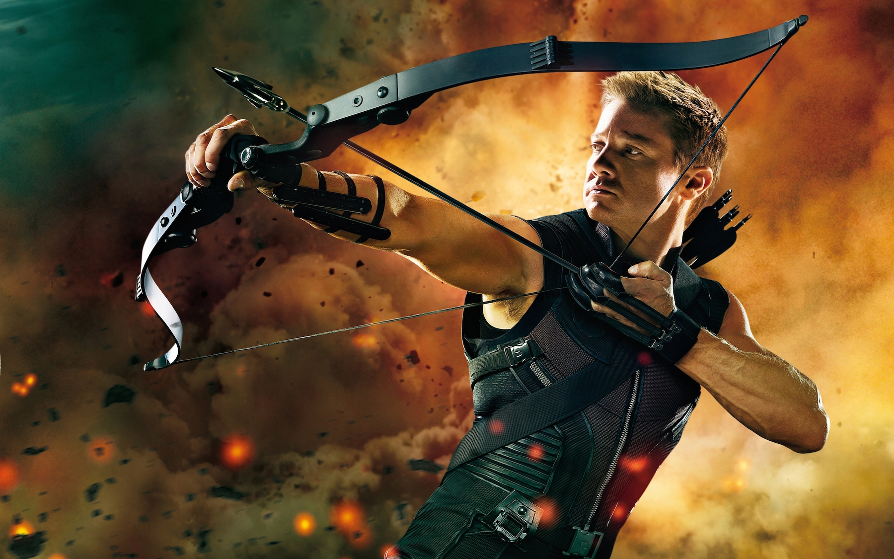 Clint Barton (Jeremy Renner) - Avengers