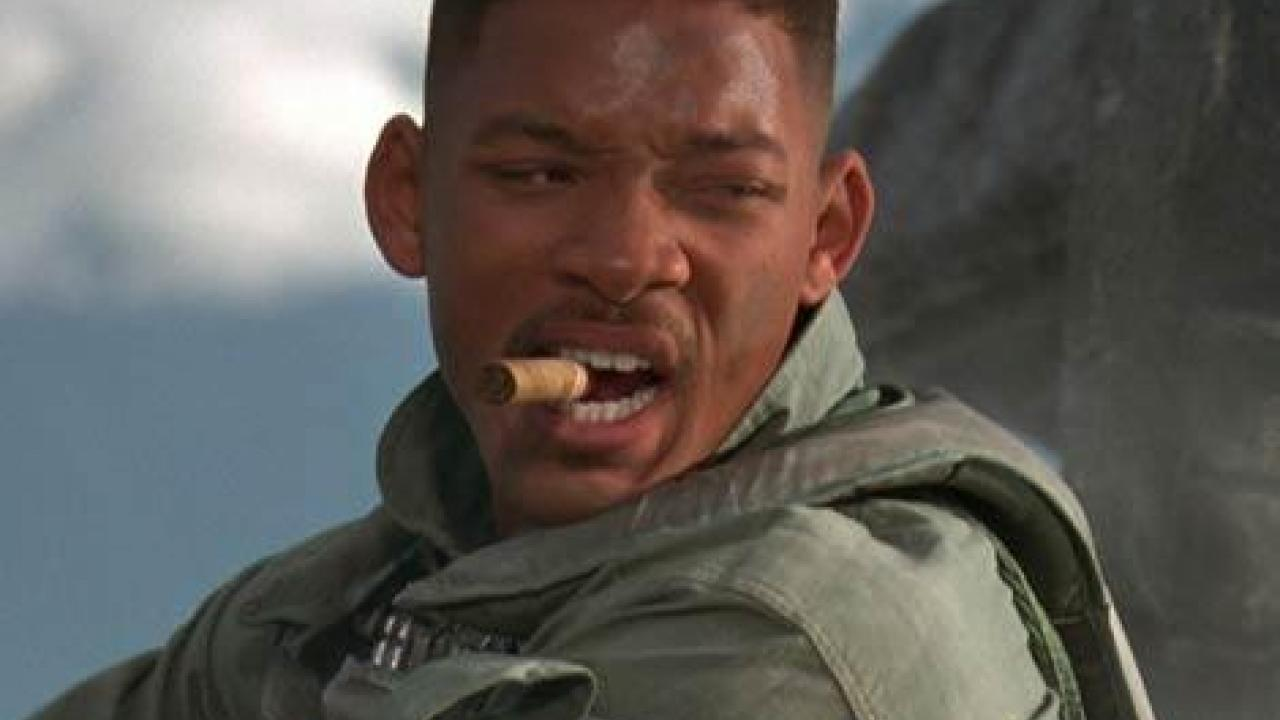 Eagle (Will Smith) - Independence Day