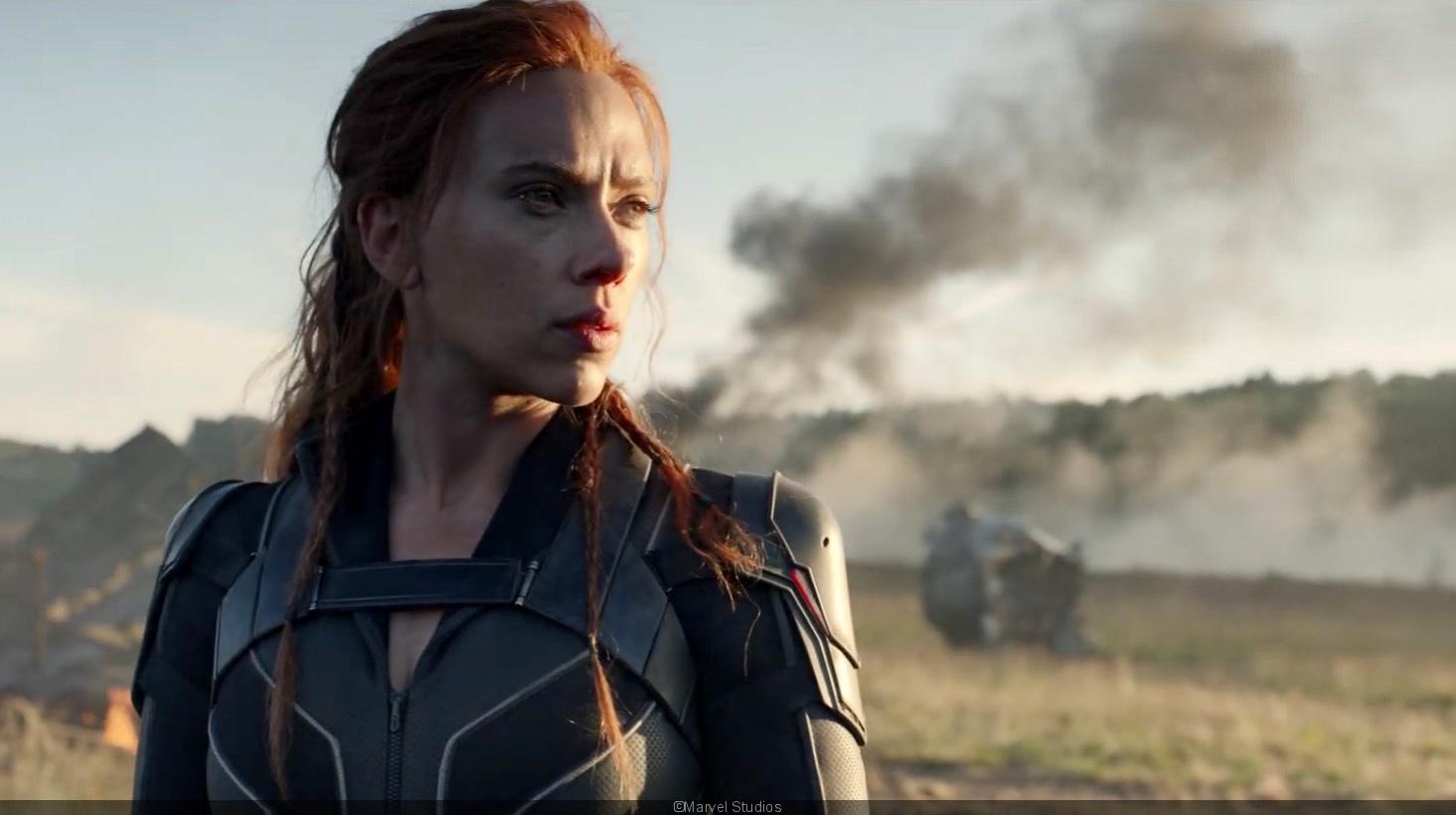 Natasha Romanoff (Scarlett Johansson) - Black Widow