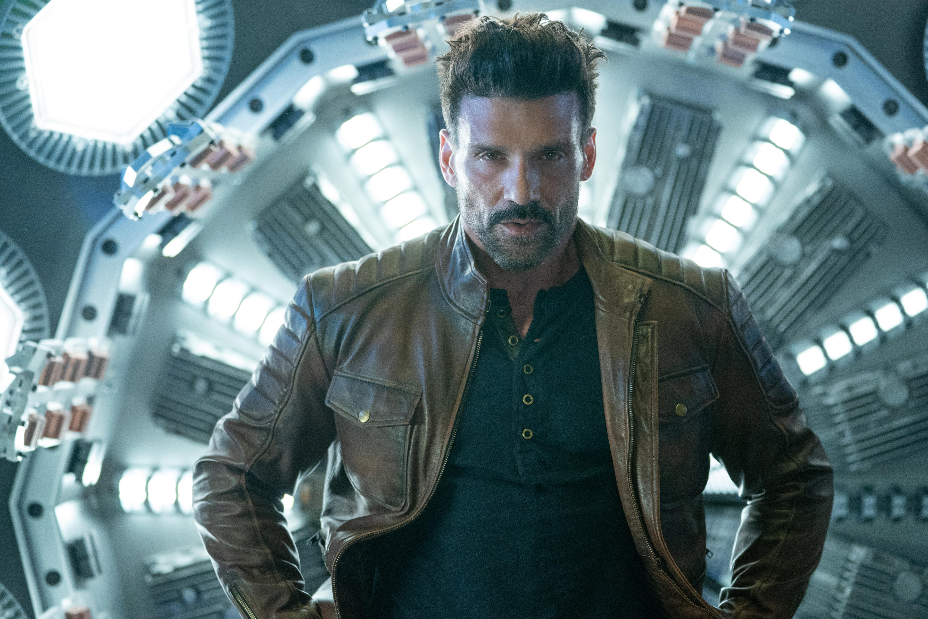 Roy Pulver (Frank Grillo) - Boss Level