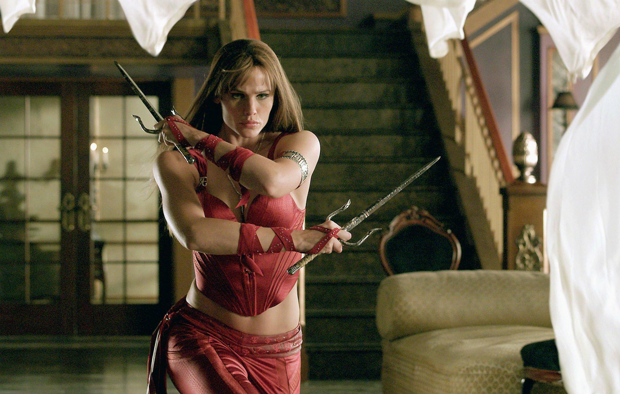 Elektra (Jennifer Garner) - Elektra
